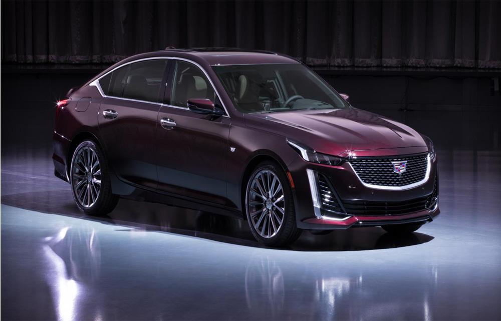 Cadillac Parked in Morgan City