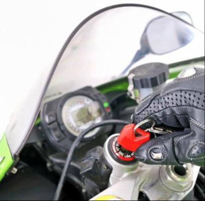 Motorcycle Key Image